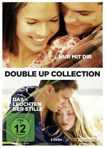 DVD »Das Leuchten der Stille / Nur mit Dir (Double...«