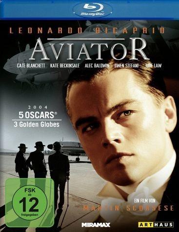 Blu-ray »Aviator«