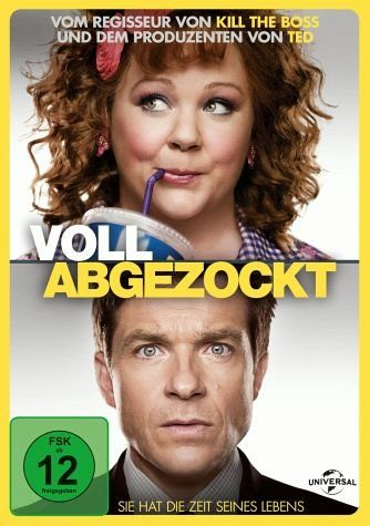DVD »Voll abgezockt, 1 DVD«