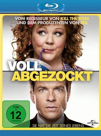 Blu-ray »Voll abgezockt«