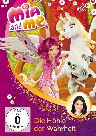 DVD »Die Höhle der Wahrheit / Mia and me«