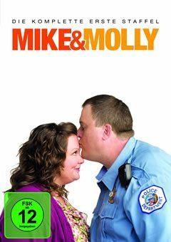 DVD »Mike & Molly - Die komplette erste Staffel (3...«