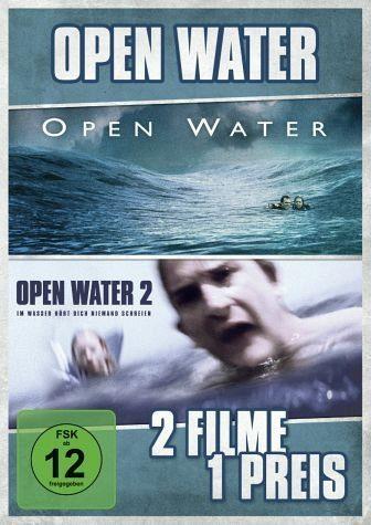 DVD »Open Water / Open Water 2 (2 Discs)«