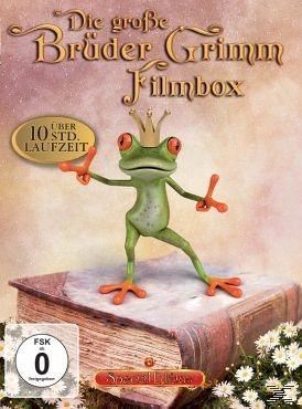 DVD »Die große Brüder Grimm Filmbox DVD-Box«