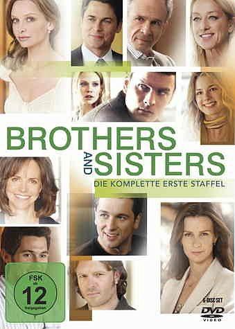 DVD »Brothers & Sisters - Die komplette erste...«
