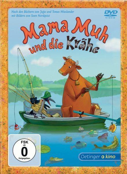 DVD »Mama Muh und die Krähe (nur für den Buchhandel)«