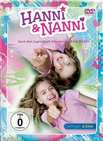 DVD »Hanni & Nanni (nur für den Buchhandel)«