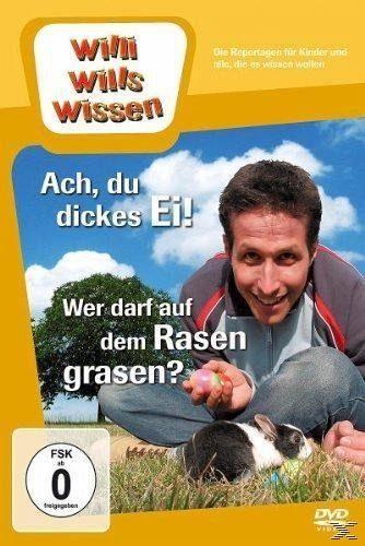 DVD »Willi wills wissen - Ach, du dickes Ei!, Wer...«