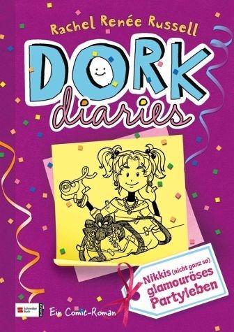 Gebundenes Buch »Nikkis (nicht ganz so) glamouröses Partyleben...«
