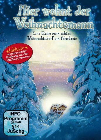 DVD »Hier wohnt der Weihnachtsmann«