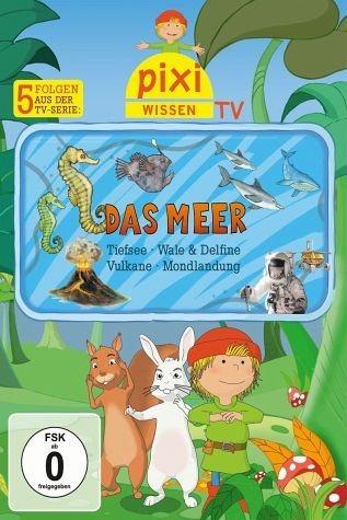 DVD »Pixie Wissen TV - Das Meer«