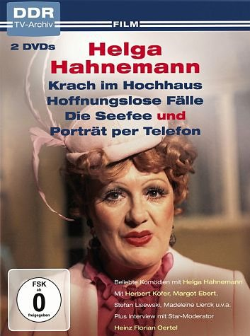 DVD »Helga Hahnemann: Krach im Hochhaus /...«
