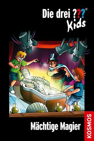 Gebundenes Buch »Mächtige Magier / Die drei Fragezeichen-Kids...«