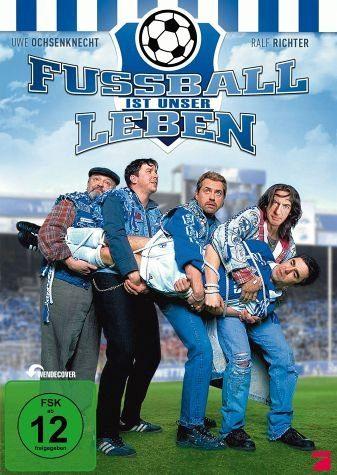 DVD »Fußball ist unser Leben«