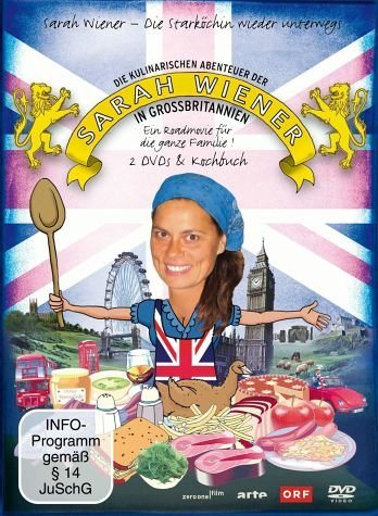 DVD »Die kulinarischen Abenteuer der Sarah Wiener...«
