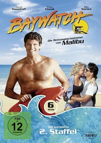 DVD »Baywatch - Die komplette 02. Staffel (6 DVDs)«