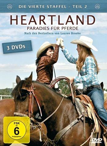 DVD »Heartland - Paradies für Pferde, Staffel 4.2«