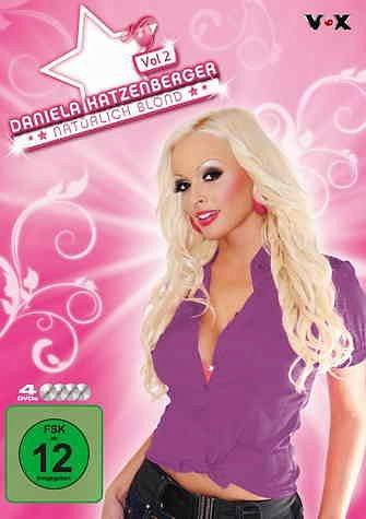 DVD »Daniela Katzenberger - Natürlich blond,...«
