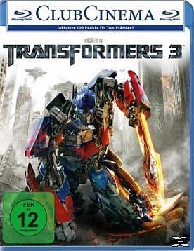 Blu-ray »Transformers 3«