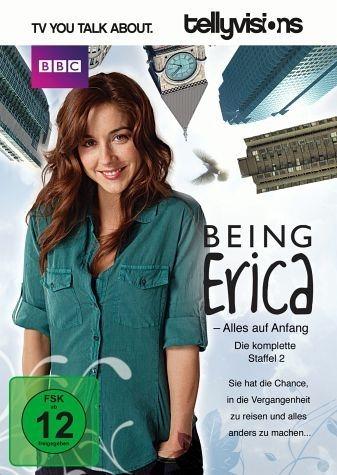 DVD »Being Erica - Alles auf Anfang, Die komplette...«