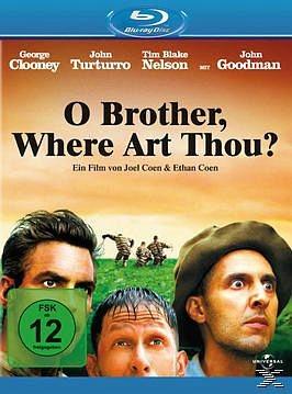 Blu-ray »O Brother, Where Art Thou? - Eine...«
