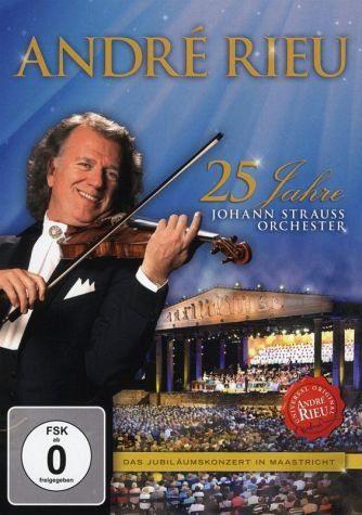 DVD »25 Jahre Strauss Orchester - Maastricht VI«