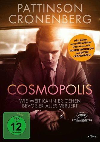 DVD »Cosmopolis«