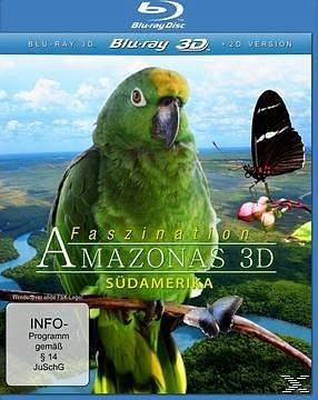 Blu-ray »Faszination Amazonas - Südamerika (Blu-ray 3D)«