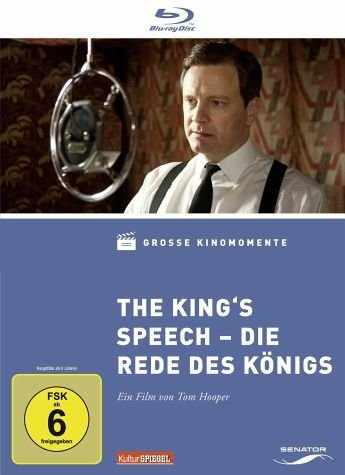 Blu-ray »The King's Speech - Die Rede des Königs«
