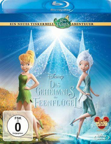Blu-ray »Das Geheimnis der Feenflügel«