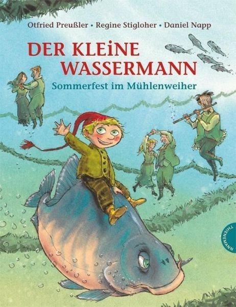 Gebundenes Buch »Sommerfest im Mühlenweiher / Der kleine...«