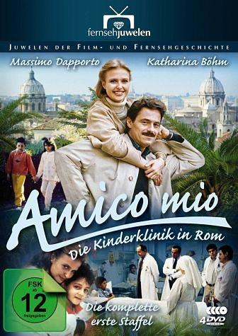 DVD »Amico mio - Die Kinderklinik in Rom, Staffel 1...«