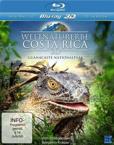 Blu-ray »Weltnaturerbe Costa Rica - Guancaste...«