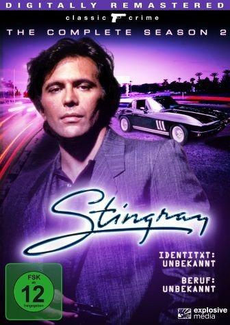 DVD »Stingray - Season 2 (5 Discs)«