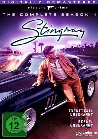 DVD »Stingray - Season 1 (4 Discs)«