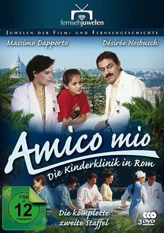 DVD »Amico mio - Die Kinderklinik in Rom, Staffel 2...«