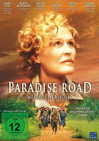 DVD »Paradise Road - Weg aus der Hölle«