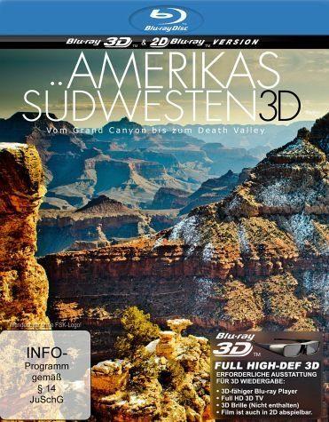 Blu-ray »Amerikas Südwesten - Vom Grand Canyon bis zum...«