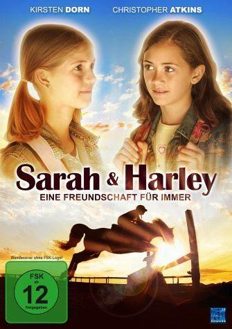 DVD »Sarah & Harley - Eine Freundschaft für immer«