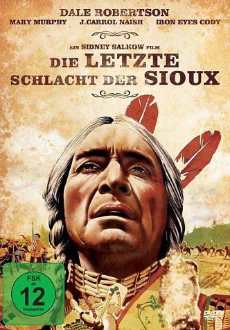 DVD »Die letzte Schlacht der Sioux«