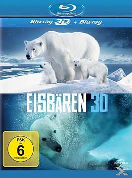 Blu-ray »Eisbären 3D«