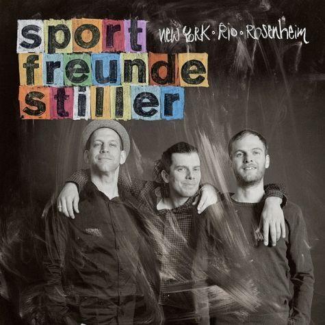 Audio CD »Sportfreunde Stiller: New York, Rio, Rosenheim«
