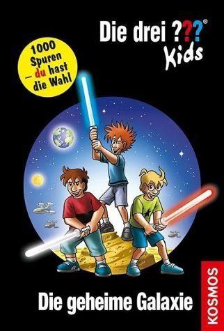 Gebundenes Buch »Die geheime Galaxie / Die drei...«
