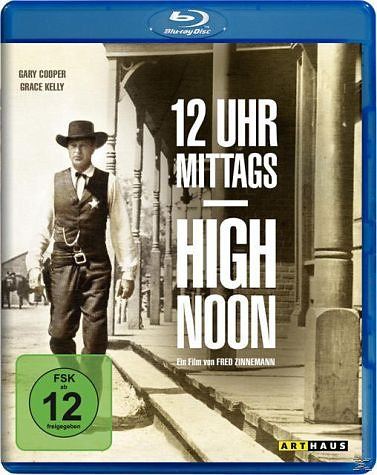 Blu-ray »12 Uhr mittags - High Noon«