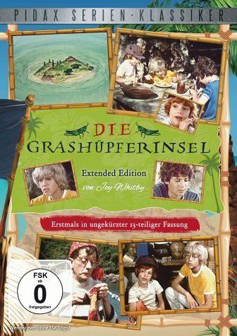 DVD »Die Grashüpferinsel (Extended Edition)«