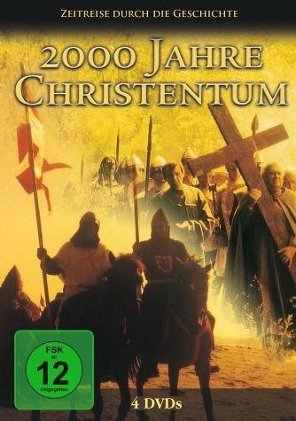 DVD »2000 Jahre Christentum (4 DVDs)«