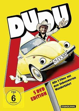 DVD »DUDU Edition (5 DVDs)«