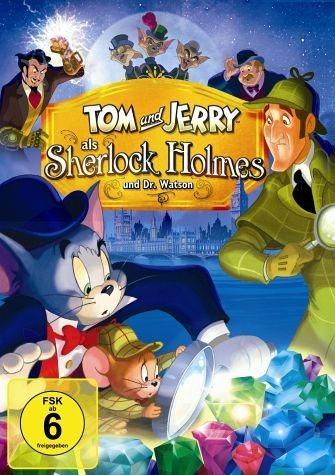 DVD »Tom und Jerry als Sherlock Holmes und Dr. Watson«