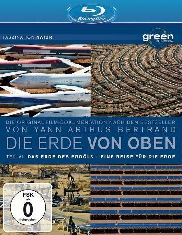 Blu-ray »Die Erde von oben, Teil VI«