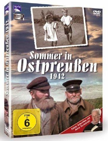 DVD »Sommer in Ostpreußen 1942«